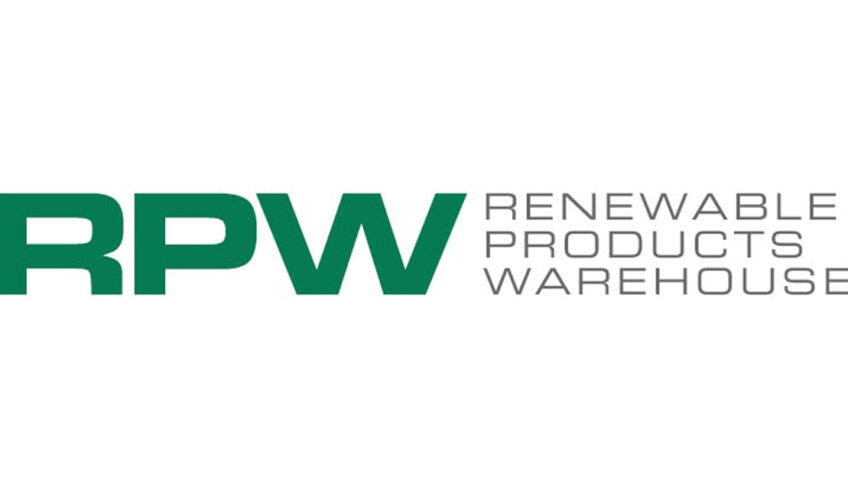 Renewable Products Warehouse